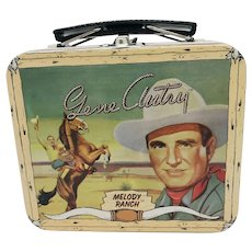 Gene Autry Fossil Watch Limited Edition