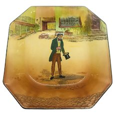 Royal Doulton Dickens Ware Tom Pinch