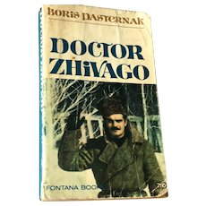 Russian Love Story Doctor Zhivago in English.