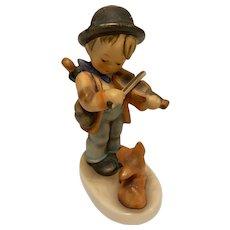 "Highly collectible Goebel Hummel ""Puppy Love"" Figurine, 1, TMK-3 (small stylized bee)"