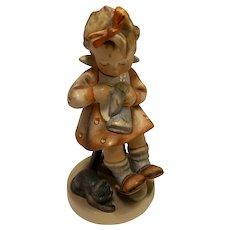 """Highly collectible Goebel Hummel """"Mother's Helper"""" Figurine, 133, TMK-3 (small stylized bee)"""