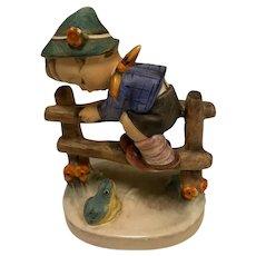 "Highly collectible Goebel Hummel ""Retreat to Safety"" Figurine, 201 2/0, TMK-4"