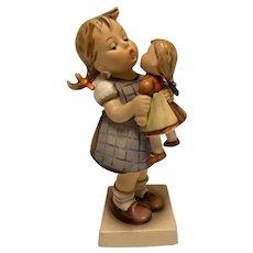 "Highly collectible, rare Goebel Hummel ""Kiss Me"" Figurine, 311, TMK-4"