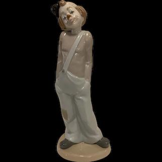 Vintage Nadel Porcelain Figurine #693, Valencia Spain Clown