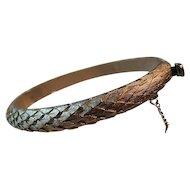 Signed Vintage Trifari Bracelet Exquisite