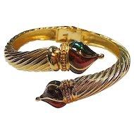 Joan Rivers (5) Changes Bangle Bracelet