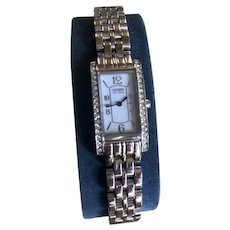 Brand New in the Box! Gorgeous ~ Citizens Eco Drive Women's  Watch with Crystals