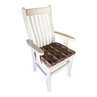 Countryside Brown Maple Porch Chair by The Barn, Pair