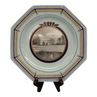 Wedgwood Isabel Marshall White House Bone China Plate