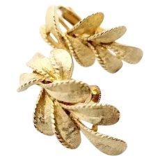 Francois For Coro Vintage Earrings