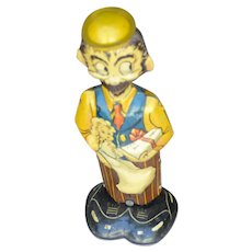 B.O Plenty Marx Toys 1930's wind up toy TIN