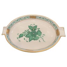 Herend Chinese Bouquet Trinket Dish