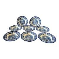Enoch Wedgewood Lochs Of Scotland Porcelain Plates