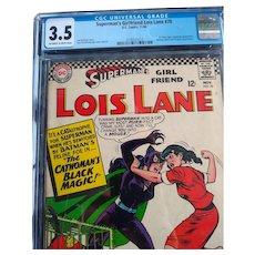Lois lane 70 silver age comics