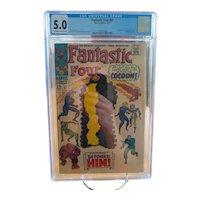 Fantastic four 67 + Marvel Comics