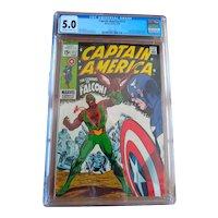 Captain America 117 + Marvel Comics
