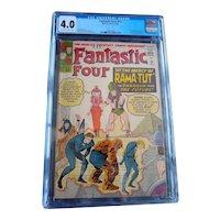 Fantastic four 19 + Marvel Comics