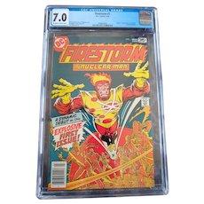 Firestorm 1 vintage comics