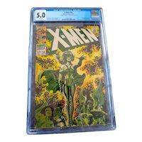 X-Men 50 Silver age comics