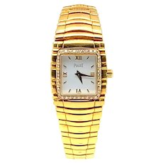 Piaget 18k Gold Watch