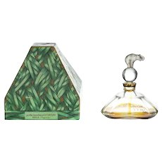 Le Porte Bonheur D'Orsay Perfume Bottle
