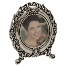 Oval Brighton Picture Frame