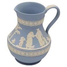Vintage Wedgwood Jasperware Etruscan Jug