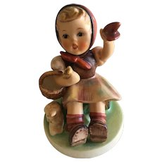 "Hummel Goebel Porcelain Rare ""Farewell"" 65/I"