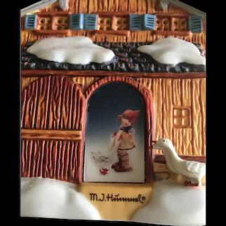 "M.I. Hummel ""Tending the Geese"" No. A2257"