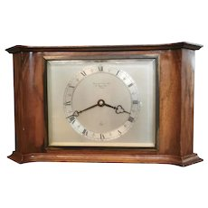 Vintage Mid century Garrard and Co mantle clock