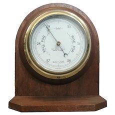 Vintage 30s ships barometer, Sestrel