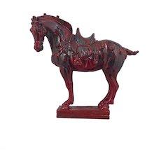 Royal Doulton Burslem Artwares, Tang Horse BA25, Horse Of The Year 2002