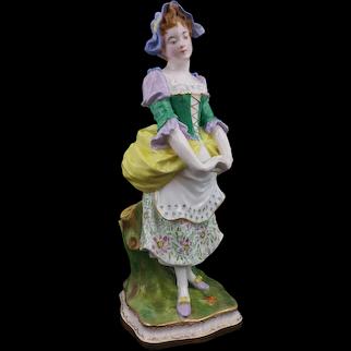 Minton Figurine Rural Maid