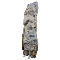 Lladro Figurine Fountain Of Life Model 6993