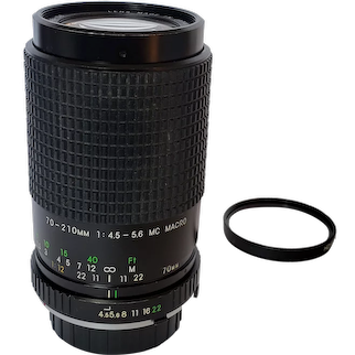 For Minolta MD series Image 70-210mm 1:4.5-5.6