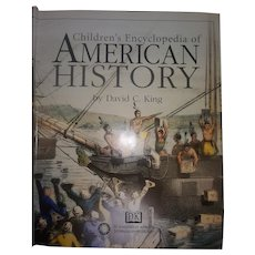 First Edition - Smithsonian Children's Encyclopedia of American History