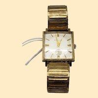 1967 Men's 10kt Rolled Gold Plate Bulova Wristwatch
