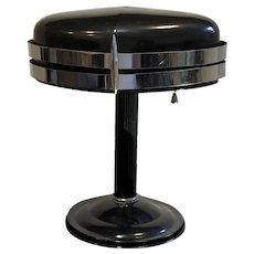 Art Deco Banker's Style Desk Lamp