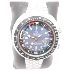 Mortima Super Datomatic Explorer Dive Watch with Date display -  Diving Wristwatch