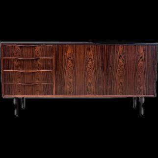 Rosewood Sideboard, 1960s, Denmark