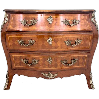 Chest of Drawers, France, around 1880.