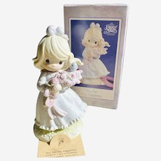 Precious Moments Easter Seals limited edition Vintage