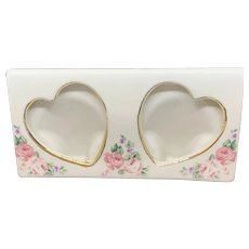 Beautiful Double Picture Frame