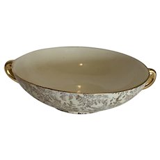 Empire Ware China Candy and Nut Dish