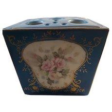 Andrea by Sadek flower frog vase