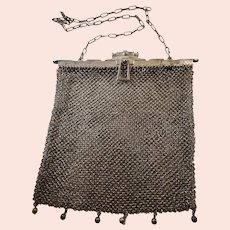 Made in Germany Chainmail purse