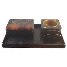 Suzuri-bako Japanese writing box