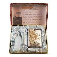 Samurai perfume atomizer or lighter
