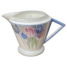 Shelley Eve Tulip Jug c1932