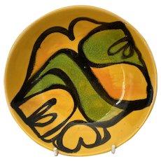 Poole Delphis Bowl by Cynthia Bennett c1960+